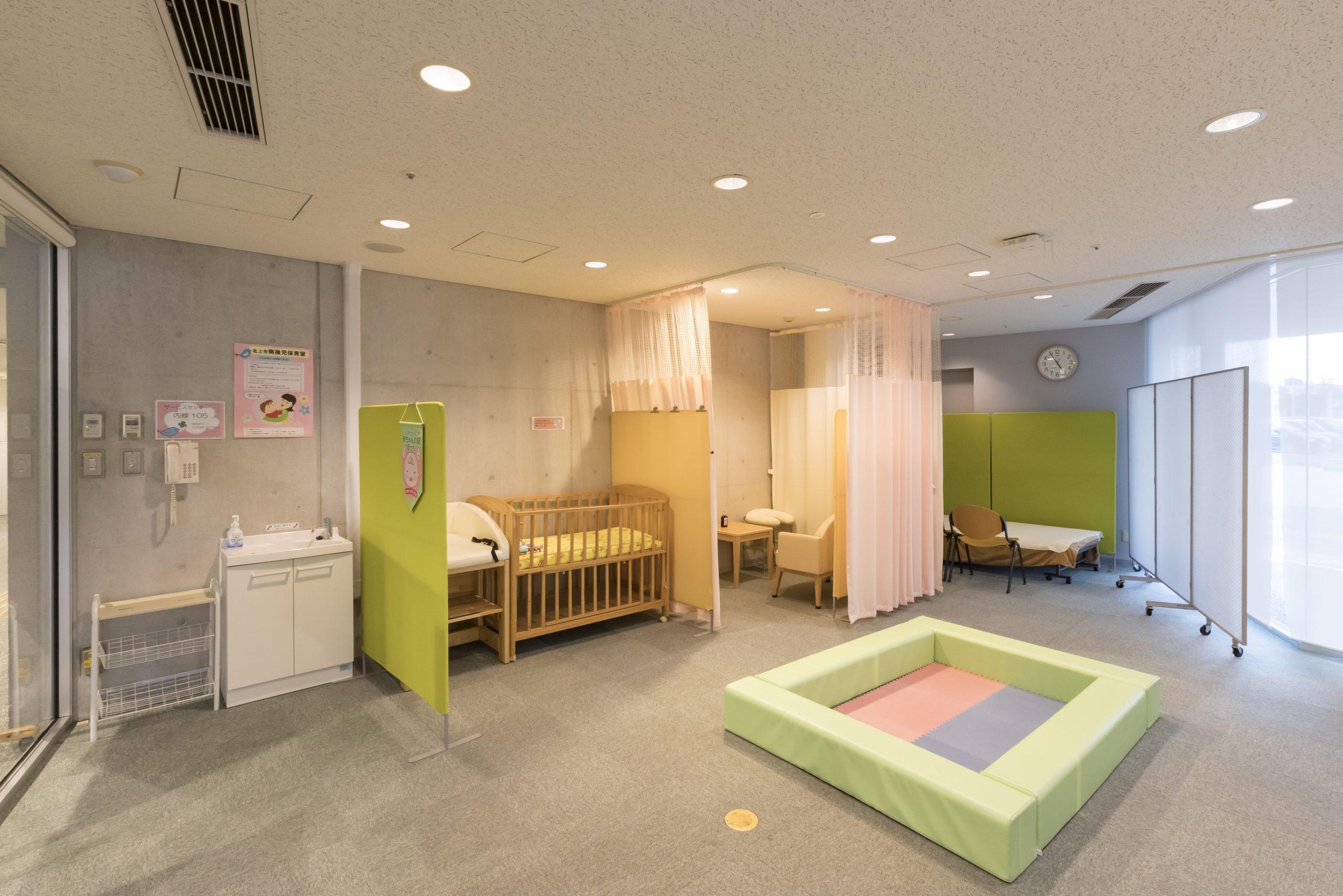 赤ちゃん休憩室&授乳室